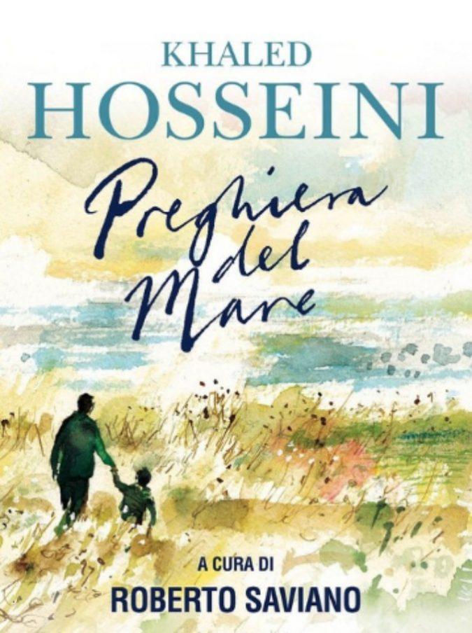 """Preghiera del mare, il nuovo libro di Khaled Hosseini. L'editore: """"Non è un romanzo per buonisti. 'Aiutare gli altri è istinto primario'"""""""