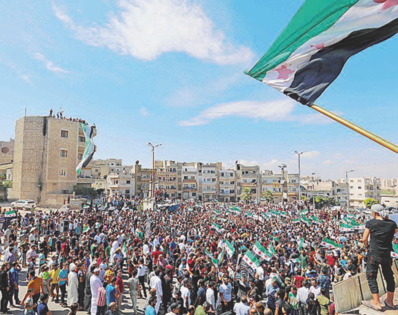 """""""Civili o jihadisti, Assad ci ammazzerà tutti"""""""