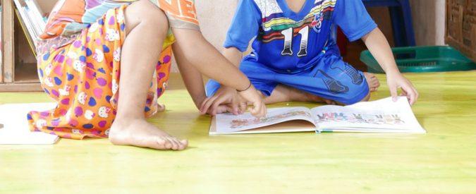 Come può un libraio spiegare al proprio figlio l'empatia