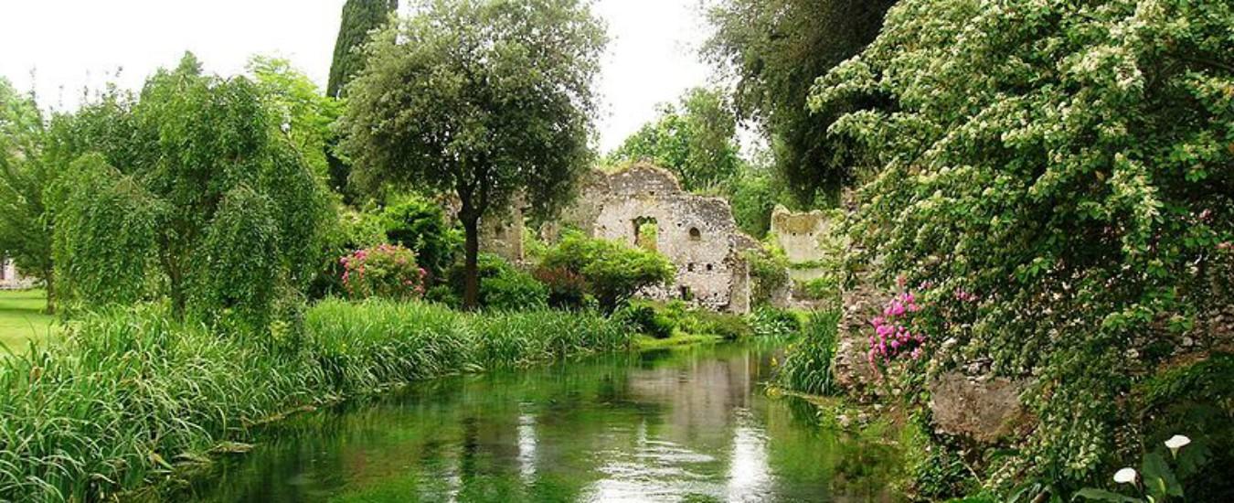Latina, il giardino di Ninfa premiato all'European Garden Award. Un paradiso a due passi da casa