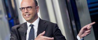 L'ex ministro Angelino Alfano a capo del primo gruppo della sanità privata italiana