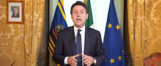 """Corso Sapienza, Conte: """"Rinuncio a cattedra per sensibilità personale, contro di me falsità. Governo durerà 5 anni"""""""