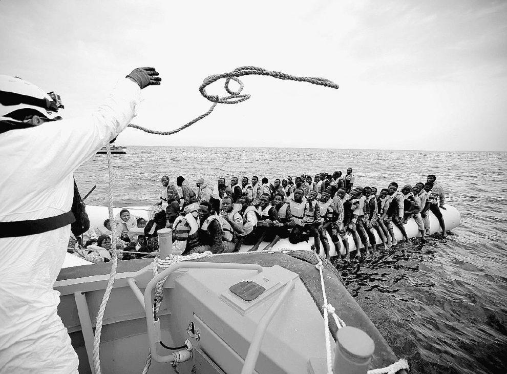 Sommersi e salvati – Soccorsi in mare
