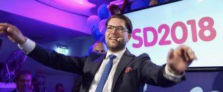 """Elezioni Svezia, l'ultradestra xenofoba vola al 17.7%. Socialdemocratici aprono a centrodestra: """"Uniti contro partiti nazisti"""""""