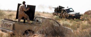 """Libia, Harchaoui: """"Le città della costa a ovest di Tripoli in mano a milizie salafite contrarie a Sarraj e vicine ad Haftar"""""""