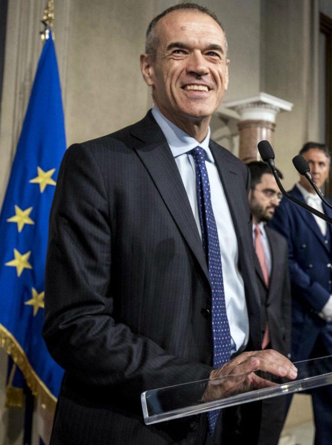 """Che tempo che fa, Carlo Cottarelli ospite fisso di Fabio Fazio: """"Un'analisi competente è dovere del servizio pubblico"""""""