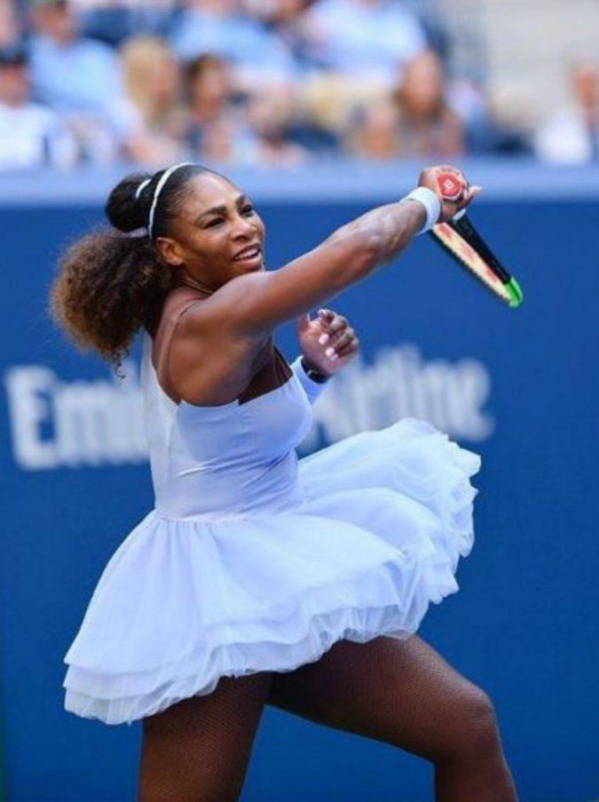 Serena Williams potrebbe aver svelato per errore il sesso del royal baby