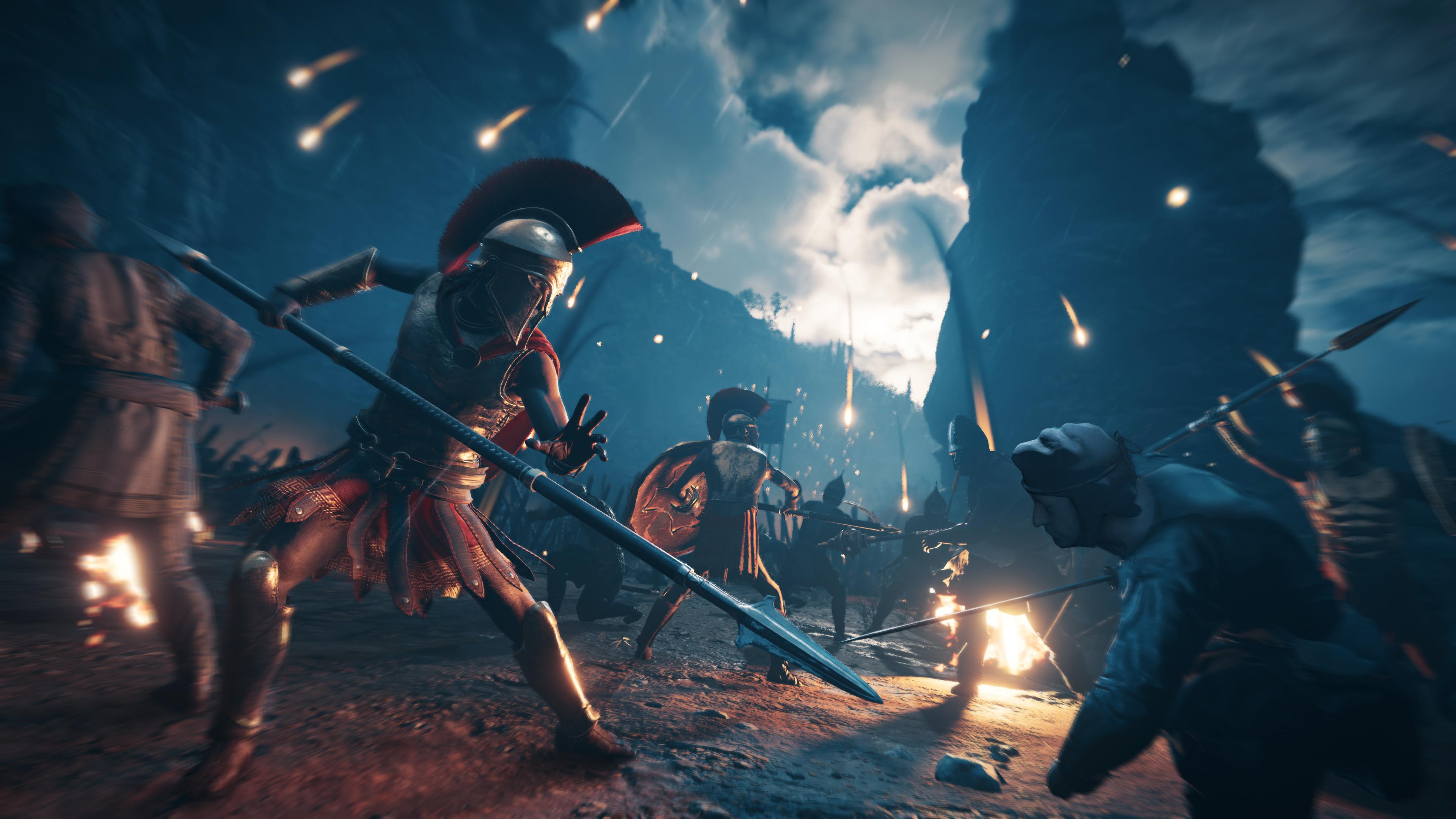 Assassin's Creed Odyssey, abbiamo provato le prime ore del gioco Ubisoft