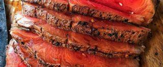New York, tutti pazzi per il prosciutto di anguria affumicata: 75 dollari per assaggiarlo (ma è tutto esaurito fino a novembre)
