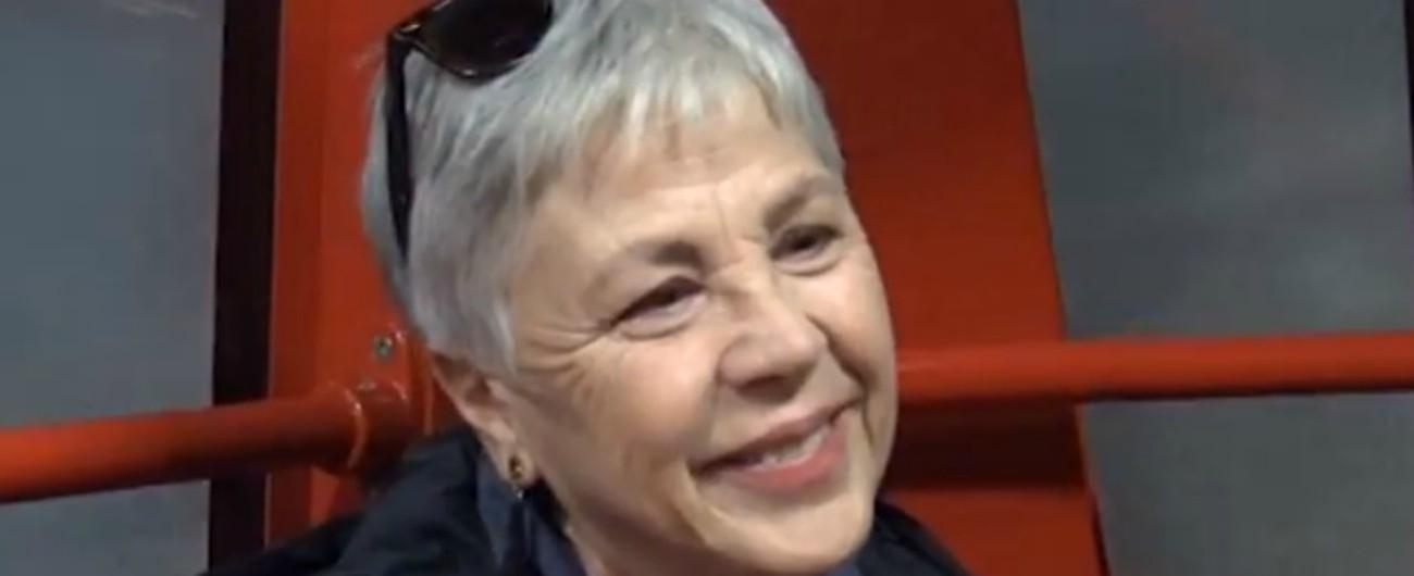 """Venezia, la denuncia di Ottavia Piccolo: """"Io bloccata dalla polizia perché avevo un fazzoletto dell'Anpi"""""""