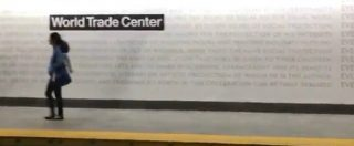 11 settembre, dopo 17 anni riapre la fermata della metropolitana al World Trade Center