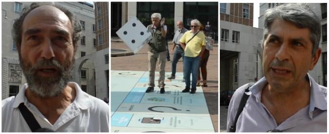 """e7c618d894 In Piazza Affari arriva Borsopoly, il gioco che insegna la finanza: """"A  dieci anni dalla crisi l'insicurezza è maggiore"""""""