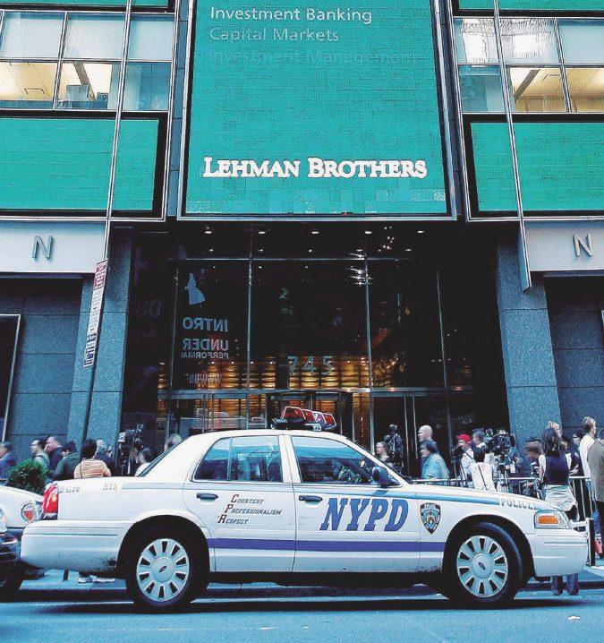 Crac Lehman, quando l'élite spazzò via la classe media