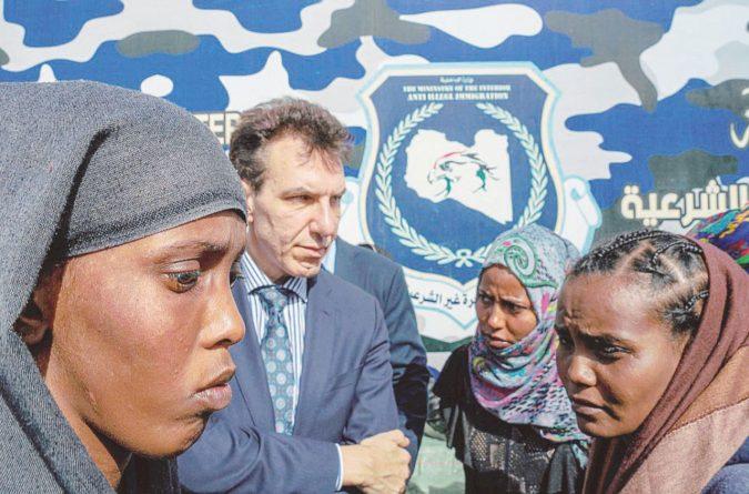 L'ambasciatore porta pena a Tripoli (e sta in congedo)