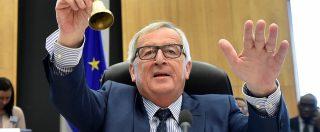 """Manovra, Juncker: """"Se la accettassimo l'Eurozona ci insulterebbe"""". Di Maio: """"Si rivolti pure, ha tempo fino a maggio"""""""