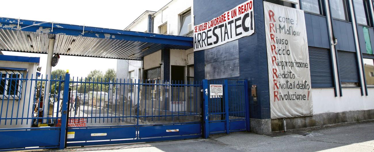 Rimaflow, le iniziative della società civile traghettare la fabbrica recuperata dai suoi operai fuori dall'inchiesta giudiziaria
