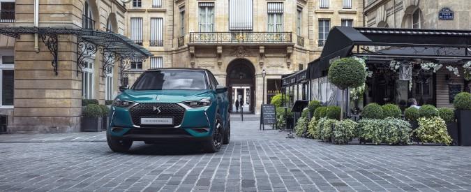 DS3 Crossback, la nuova frontiera del lusso elettrico alla francese