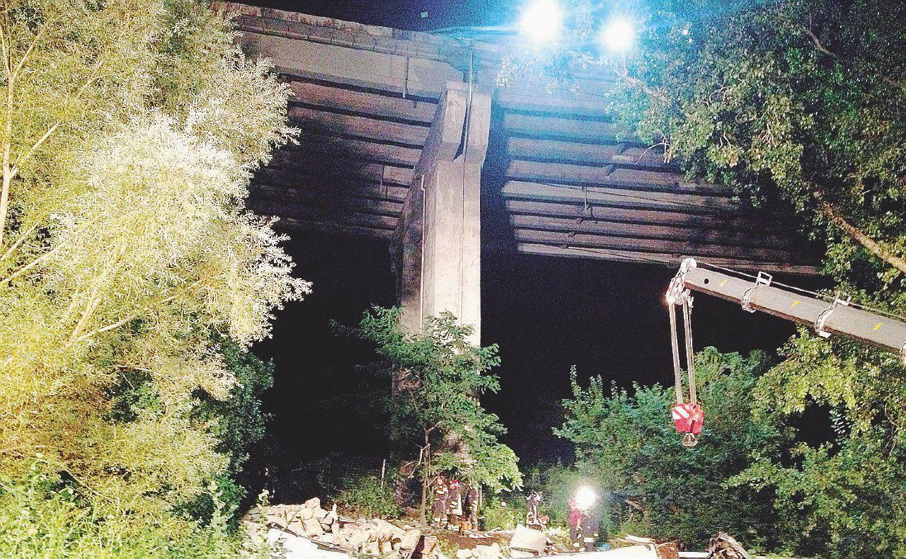 Viadotti pericolanti e guard rail fasulli: una nuova inchiesta