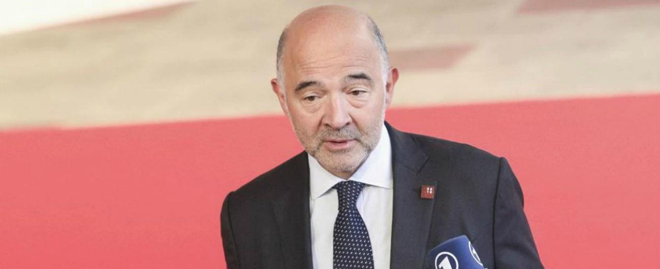 """Moscovici sui populisti: """"In Europa piccoli Mussolini"""". Di Maio: """"Non si deve permettere"""". Salvini: """"Si sciacqui la bocca"""""""