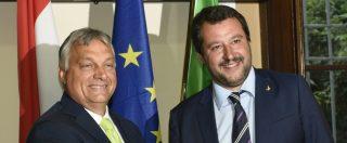 """Europee, Orbán ritira il sostegno alla candidatura di Weber: """"Ha offeso gli ungheresi"""". E prepara l'uscita dal Ppe"""