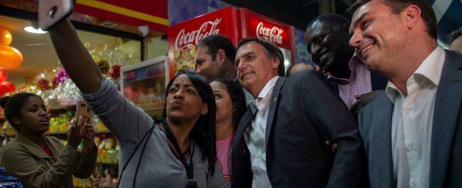 Brasile, donne e intellettuali contro Bolsonaro. Ma nelle favelas in tanti lo vedono come una soluzione