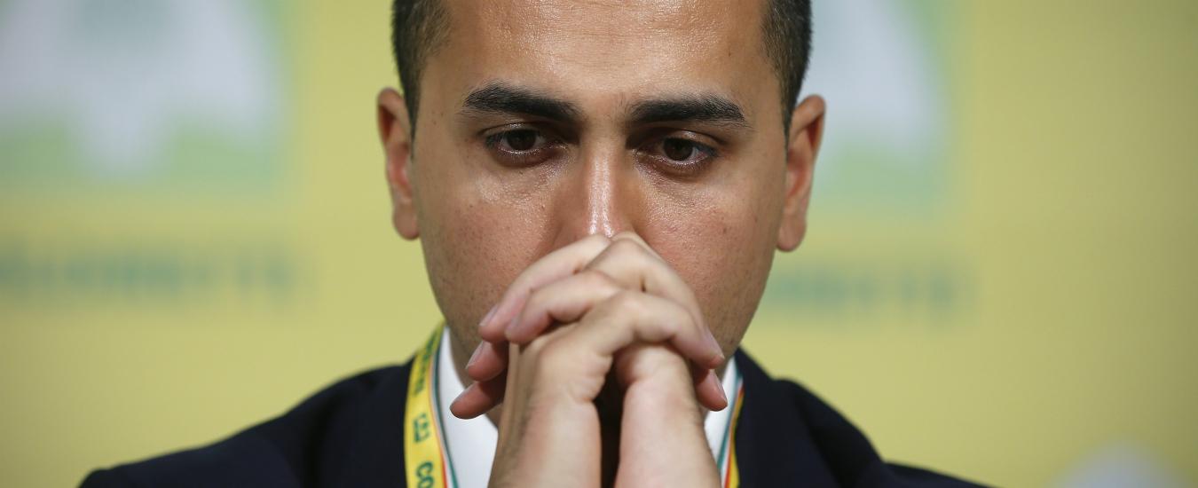 """Di Maio: """"Reddito di cittadinanza solo a italiani. Berlusconi? Cose in programma gli provocano un coccolone"""""""