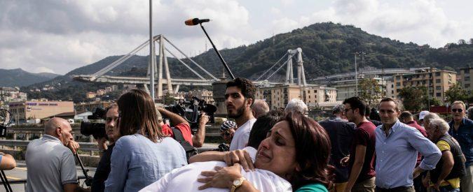 Ponte Morandi, un mese fa il crollo di Genova. E il fallimento del nostro sistema