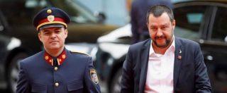 """Migranti, Matteo Salvini: """"Accordo con la Germania? Firmo se ci aiutano a cambiare Sophia. Malta se ne frega dei suoi doveri"""""""