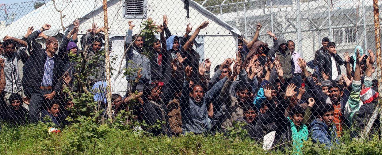 """Migranti, in Grecia """"arrivi raddoppiati in un solo anno, rischio-lazzaretto e condizioni disumane a Lesbo"""""""