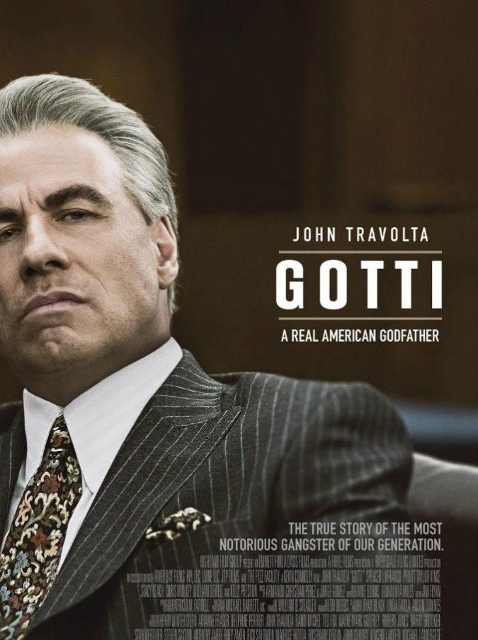 Gotti, film inguardabile e John Travolta non esiste più. Nemmeno Tarantino lo potrà risollevare