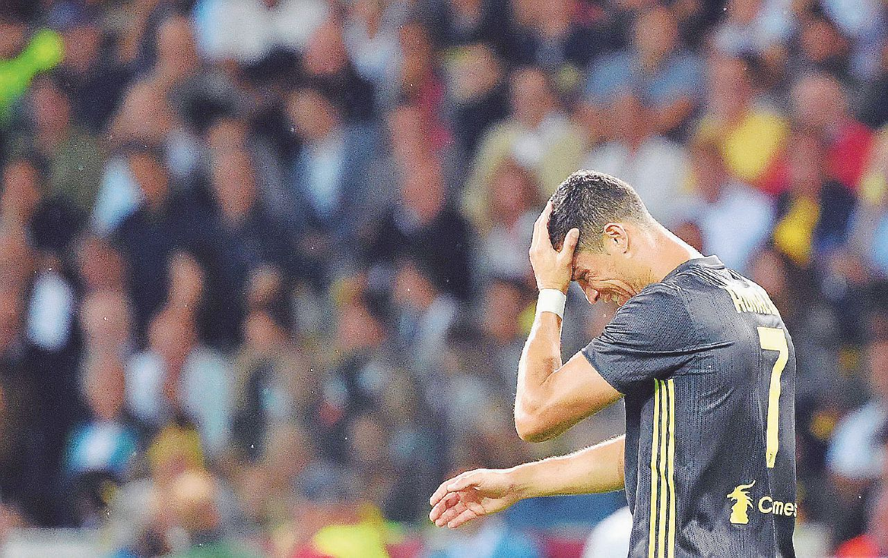 Ronaldo segnerà e i cieli si apriranno. È già tutto sudato