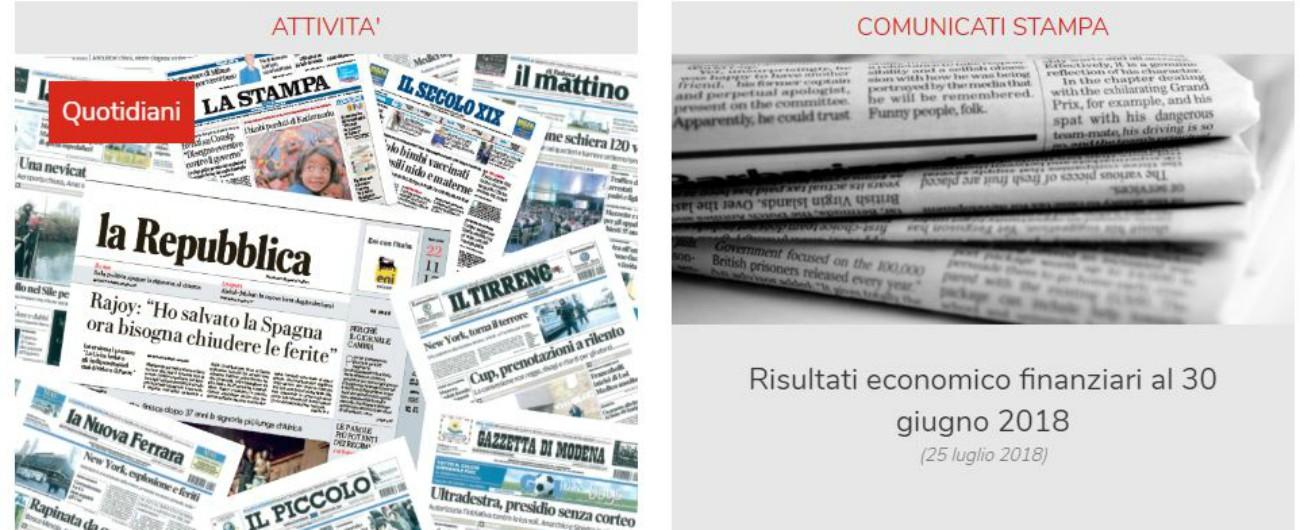 Repubblica News Il Fatto Quotidiano