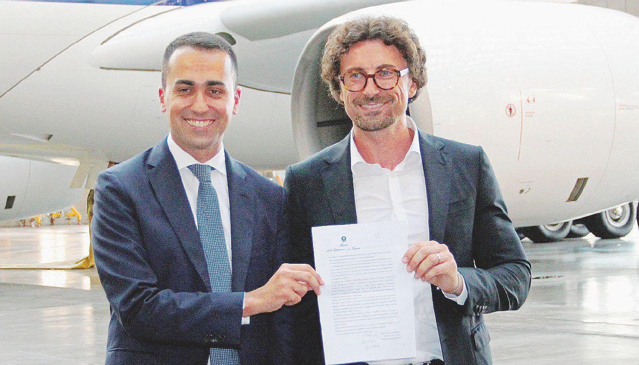 Air Force Renzi, spariti 13 milioni dati dallo Stato