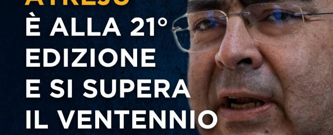 """Atreju, meme con la faccia di Emanuele Fiano: """"Il ventennio è superato"""". Il Dem: """"Frustrati perché nipotini dei fascisti"""""""