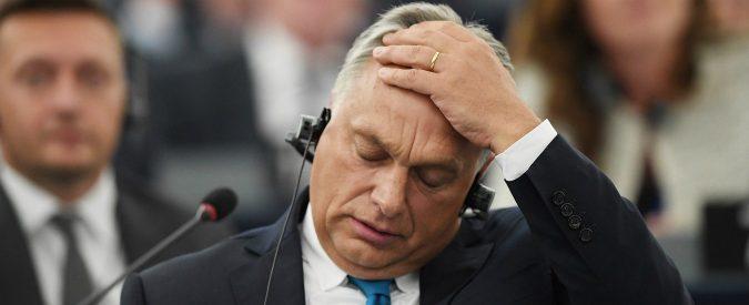 Sanzioni Orbán, il Parlamento europeo difende la credibilità dell'Ue