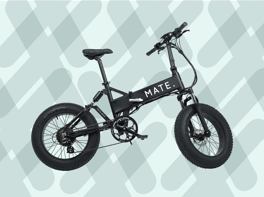 Bici Pieghevole Matex.Mate X La Bicicletta Elettrica Pieghevole Veloce Ed