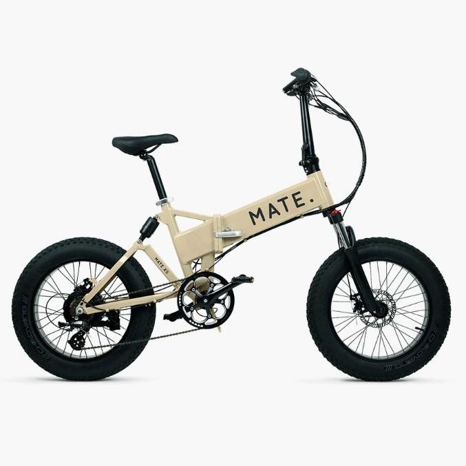 Mate X, la bicicletta elettrica pieghevole, veloce ed economica – FOTO