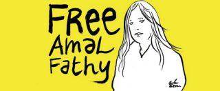 Egitto, Amal Fathy è una prigioniera di coscienza. E rimarrà in carcere per altri 15 giorni