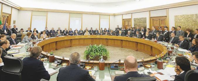 Csm, il Consiglio di Stato boccia tre nomine di magistrati: anche quella del vice di Cafiero De Raho
