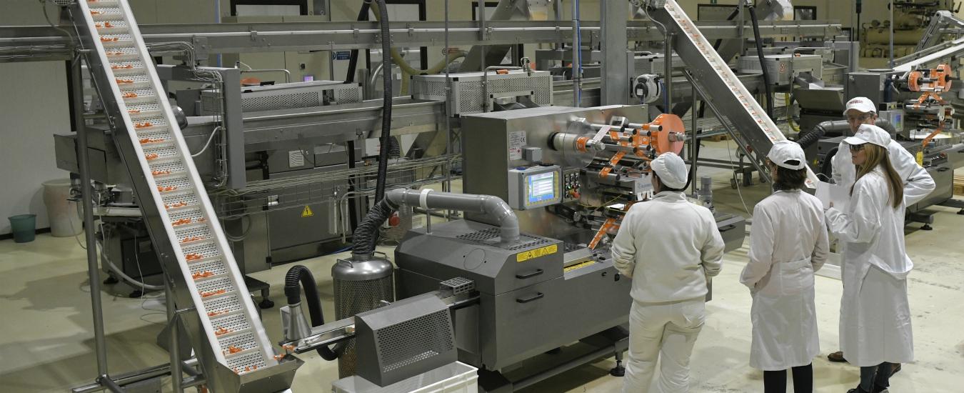 Crescita, a marzo indice manifatturiero giù anche in Italia: 47,4. Per l'eurozona si conferma peggiore contrazione da 2013