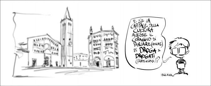 Parma 2020, un(a) capitale di cultura e droga