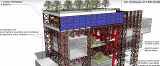"""Ponte Morandi, Beppe Grillo rilancia l'idea dell'architetto Giavazzi: """"Geniale"""". Toti: """"C'è già progetto di Renzo Piano"""""""