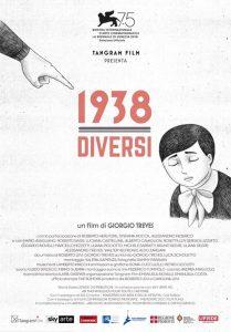 """Leggi razziali, """"1938 – Diversi"""": il film che racconta come"""