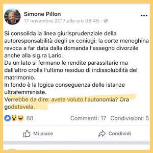 Affido condiviso, il ddl Pillon non consegni i bambini a gen