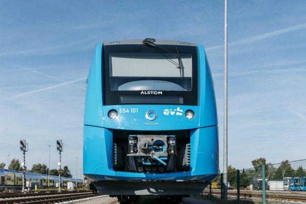 Alstom Coradia iLint, il primo treno a idrogeno in servizio