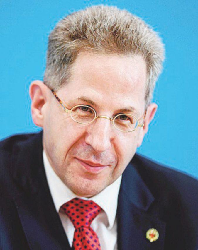 Caso Chemnitz, trasferito il capo degli 007 che aveva contraddetto la cancelliera Merkel