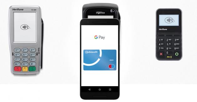 Google Pay sbarca in Italia: paghi direttamente con lo smart