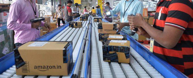 Amazon, tangenti in cambio di dati. I dipendenti peggiori sono quelli sottopagati