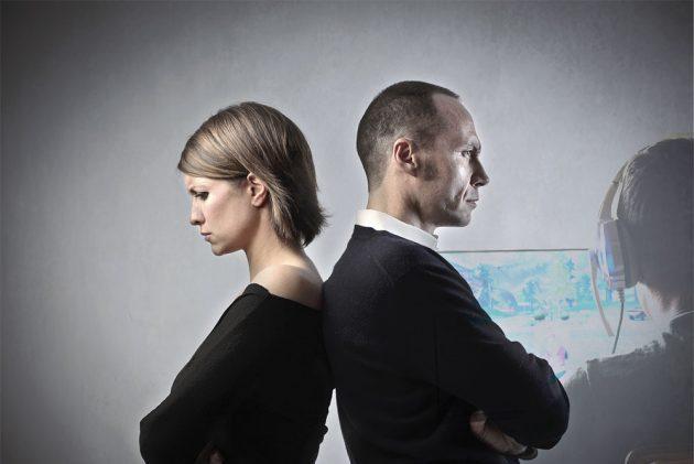 I videogiochi online causano il cinque per cento dei divorzi