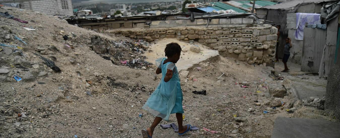 Haiti, anche i bambini di Doco hanno il diritto di tornare a scuola